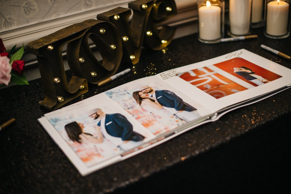 rim rock resort wedding details guest book